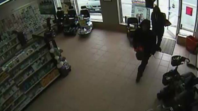 Police looking for suspects in Waterdown pharmacy robbery